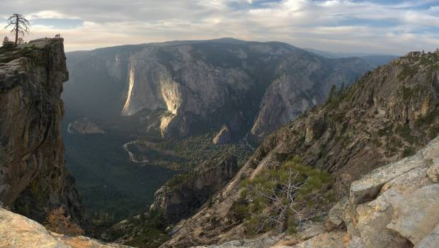Man and woman fall to their deaths in Yosemite