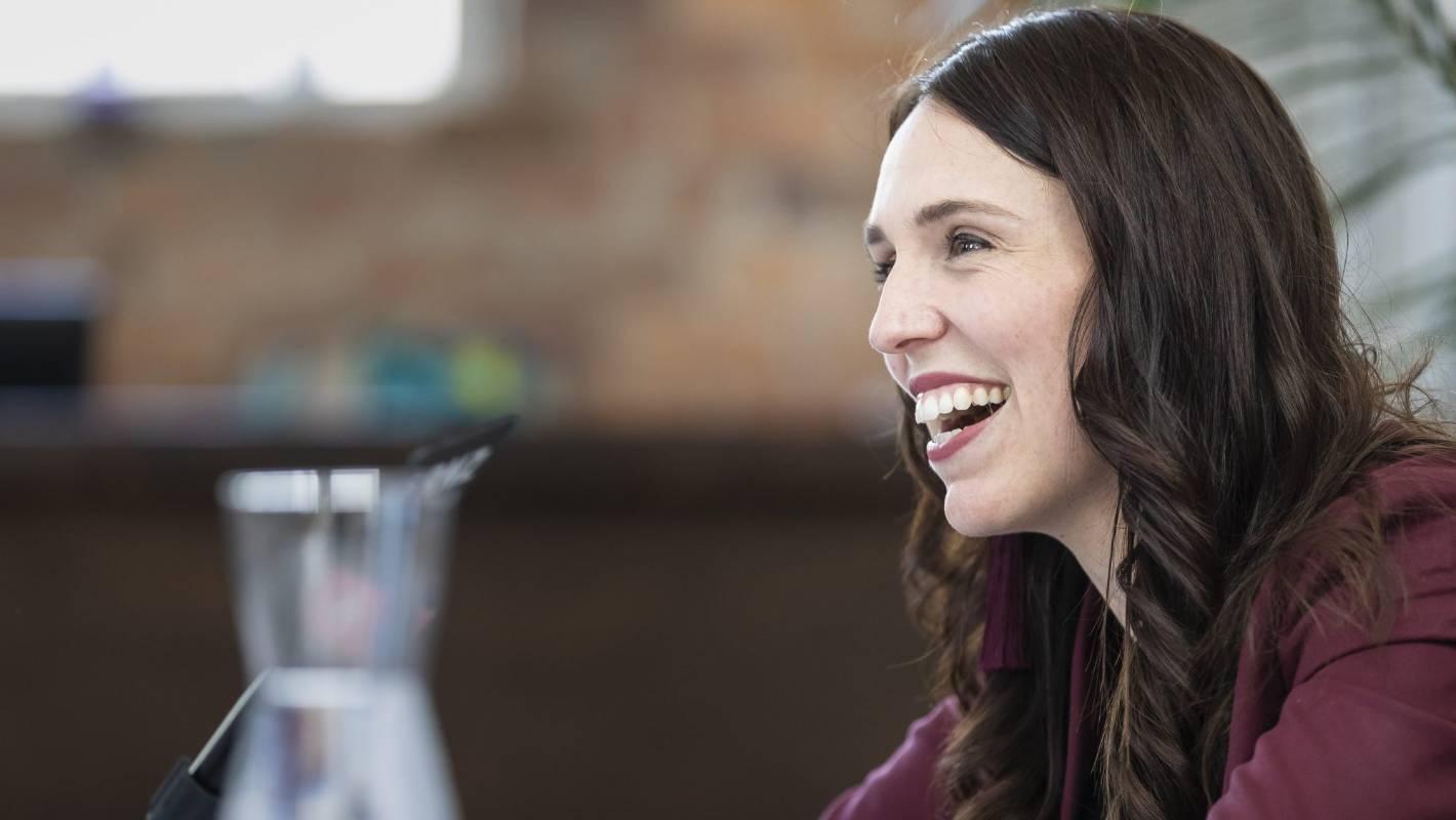 Jacinda Ardern: Jacinda Ardern Opens Up On The Pleasure Of Being A New Mum