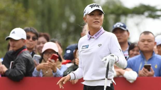 England's Jodi Ewart Shadoff takes lead at LPGA Championships in Taiwan