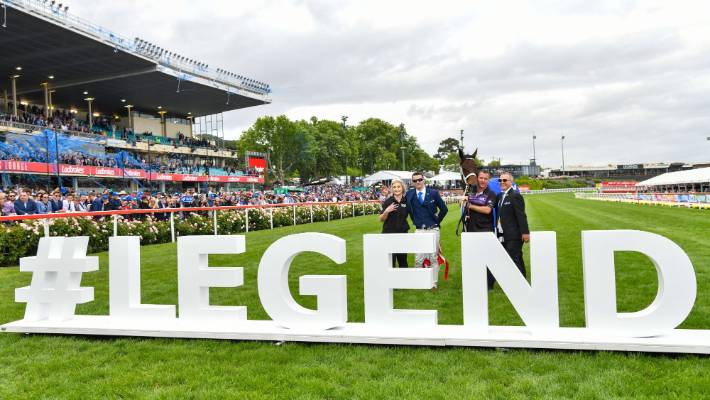 Winx and Cracksman share top honours
