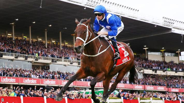 Winx, Cracksman Share Honor as 2018 Longines World's Best Racehorse
