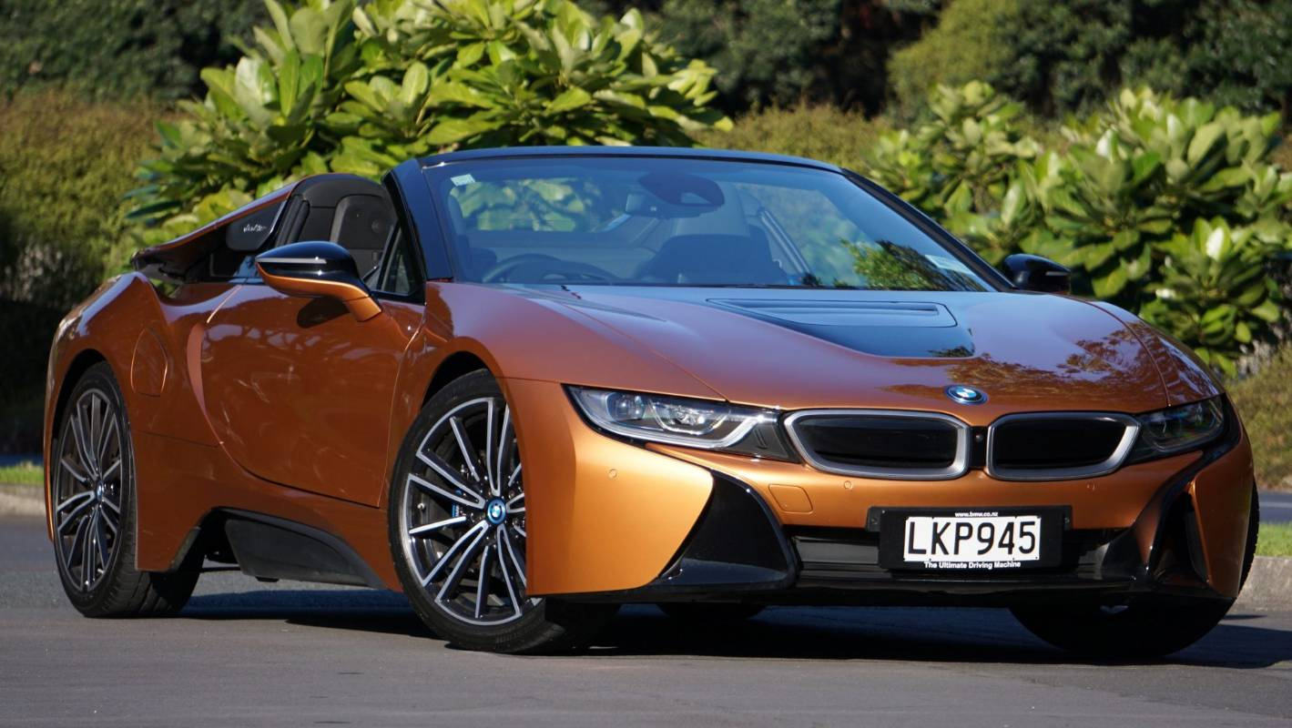 Why The Bmw I8 Roadster Is Our Sexy Car Of 2018