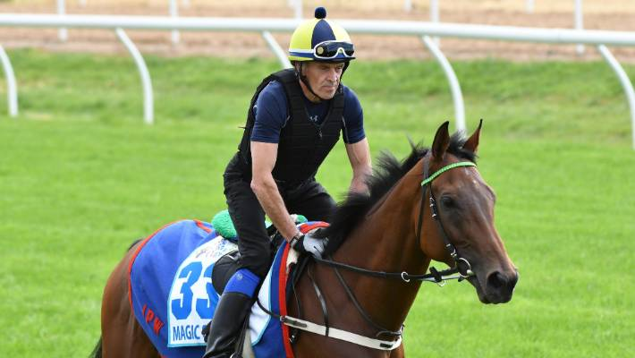 Yucatan Ire confirms Melbourne Cup favouritism at Werribee