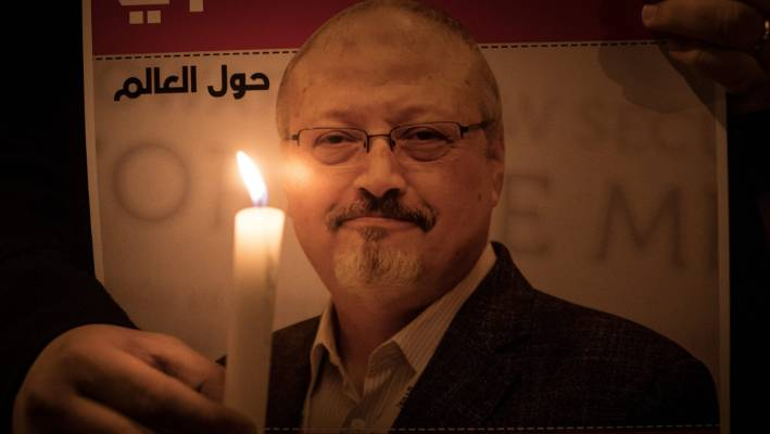 To Shame Saudi Prince, Activists Want Street In US Named After Khashoggi