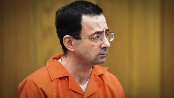 Larry Nassar Is Serving Decades In Prison On Charges Of Child Pornography And For Molesting Young