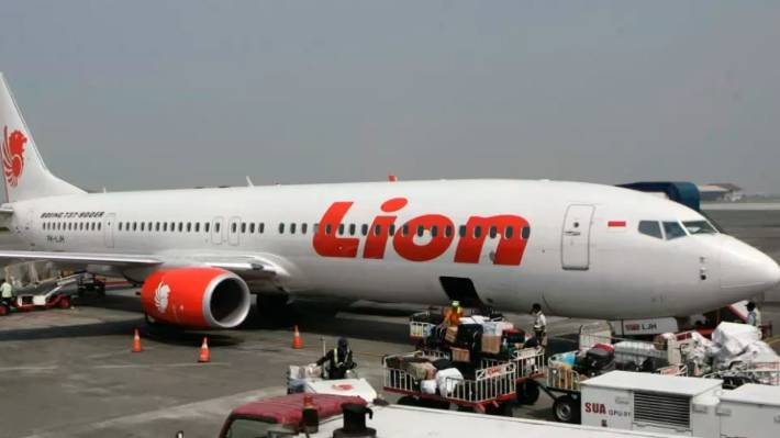 Crashed Lion Air jet possibly found in Indonesian seas ...