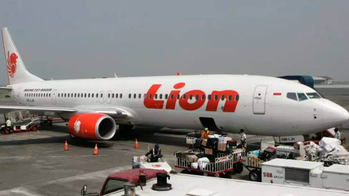 Indonesia finds voice recorder of Lion Air jet that crashed after take-off