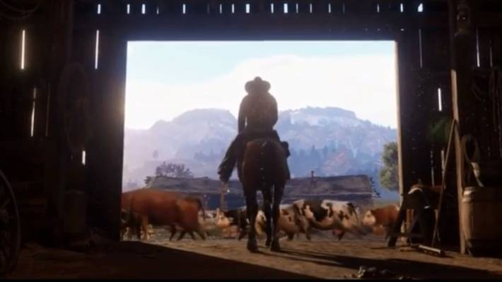 Saying Red Dead Redemption 2 is a cinematic game is a euphemism.
