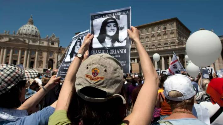 Human remains found at Vatican Embassy revive 1893 missing schoolgirl cold case