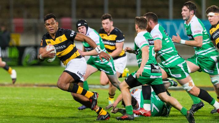 The Taranaki Bulls had a dismal 2018 Mitre 10 Cup and were relegated to the Championship division.