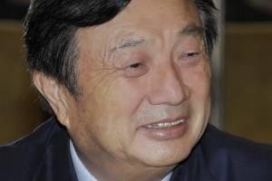 Huawei founder and president Ren Zhengfei.