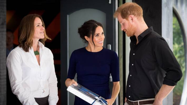Meghan Markle misunderstood the Queen's instructions ahead of their first joint outing