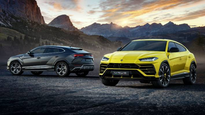 The showcase will feature the new Urus model from Lamborghini, the fastest SUV in the world that has never been shown in Wellington before.