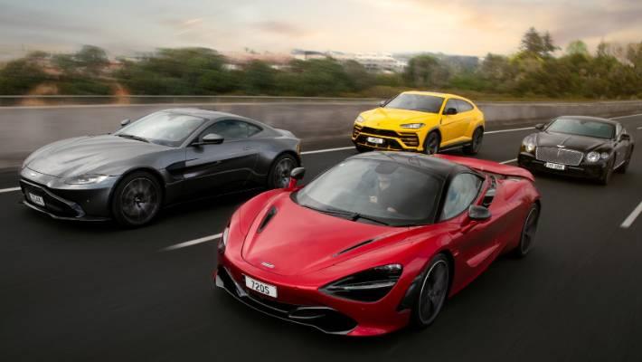 Martin Automotive Group >> Aston, Bentley, Lambo, McLaren: the ultimate automotive pop-up store? | Stuff.co.nz