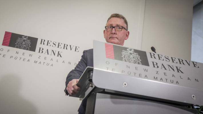 Reserve Bank Governor Adrian Orr is expected to maintain an official rate of 1.75 percent until 2020.