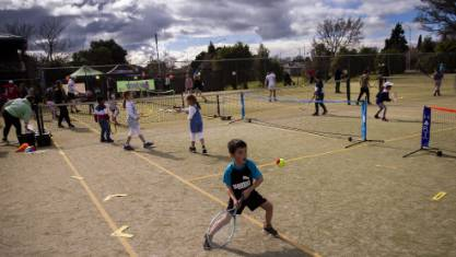 Tennis Central Primary Champs a showcase of young talent