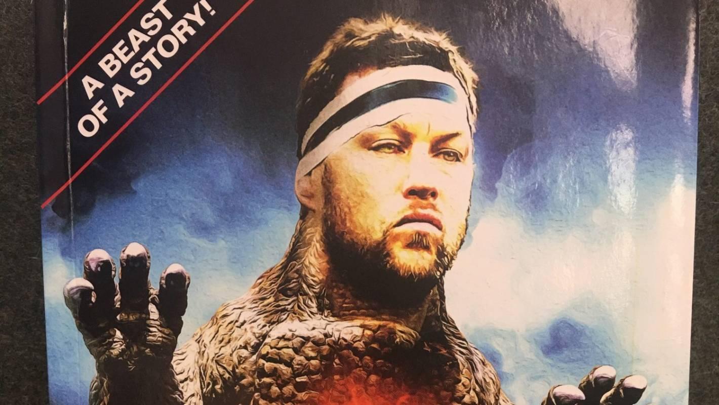 Crockett Packs Down On Rugby Career As Croczilla Book Gets