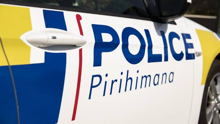 Police are responding to a crash that has closed a motorway off-ramp in Auckland.