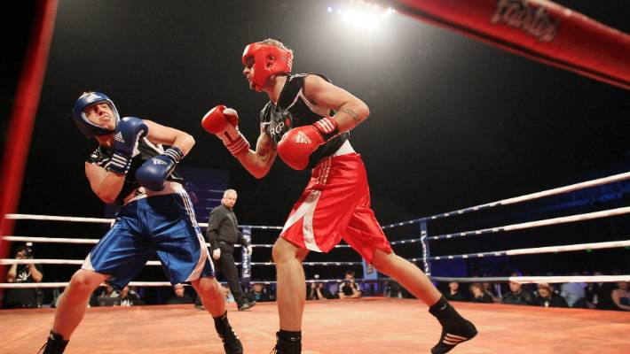 Charity corporate boxing events raise a lot of money for charity, but are the rookies getting in the ring being adequately protected?