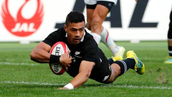 Richie Mo'unga with sublime test for All Blacks but George ...