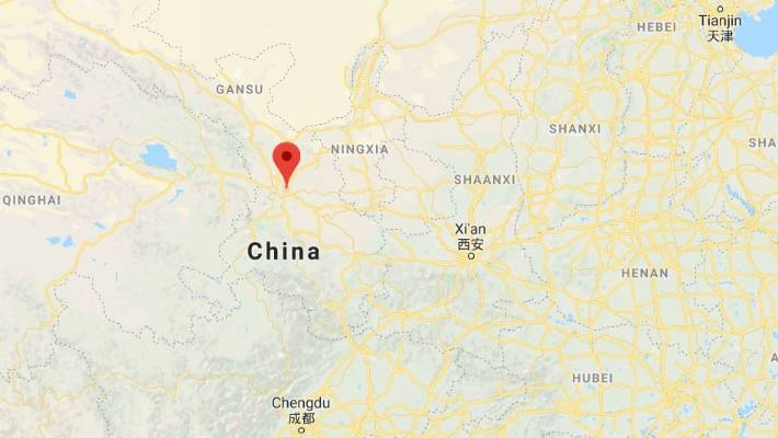 Killed In Highway Accident In Northwest China
