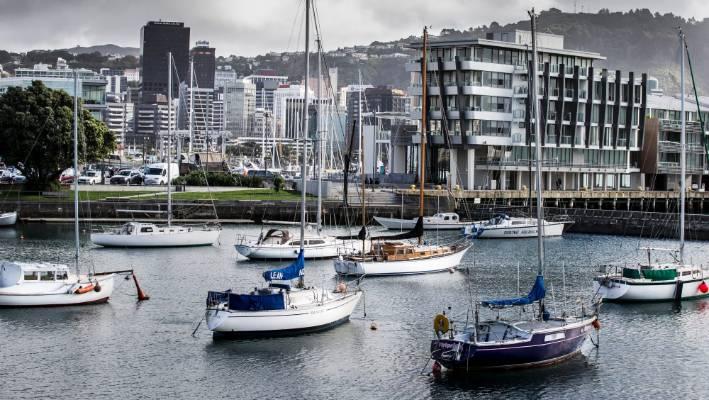 Nine Wellington suburbs now have an average housing value of over $ 1 million.