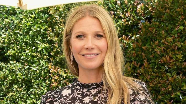 Gwyneth Paltrow spent honeymoon with Chris