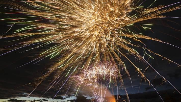 Blenheim resident Sarah Burdon says public fireworks are a better idea.