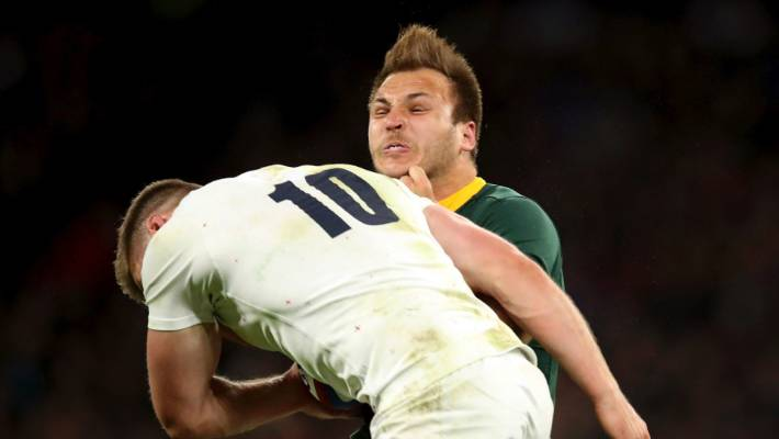 Avoiding a citing means Farrell is free to face the All Blacks this weekend.