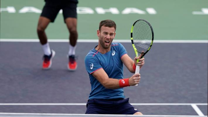 Michael Venus is likely to partner with Artem Sitak or Marcus Daniell at the 2020 Olympics