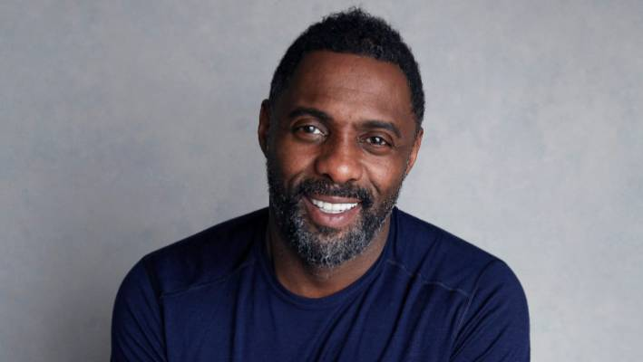 Britain's Idris Elba named People's 'sexiest man alive'