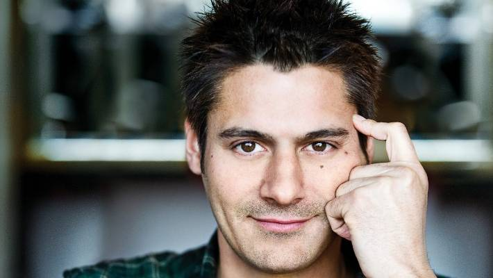 Scottish comedian Danny Bhoy brings the Age of Fools tour to New Zealand next April.