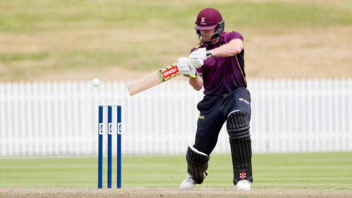 NZ duo score 43 off one over, create new List A record