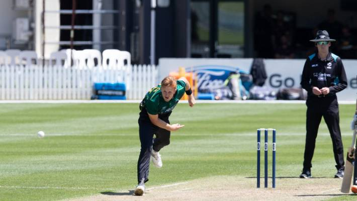 Northern Districts duo smash world record 43 from an over