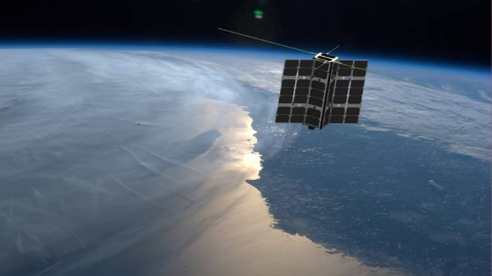 The arming of satellites is a topic addressed in a new summer school newspaper on space law offered by Waikato University.