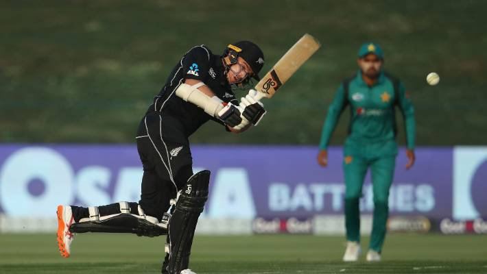 Tom Latham kept New Zealand inning with 68 out of 64 balls.