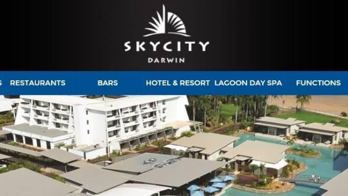 SkyCity sells Darwin casino to United States operator