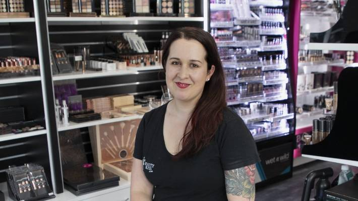 """Beauty Bliss founder Toni Cox has used """"micro-infuencers"""" to promote its inhouse cosmetics brand."""