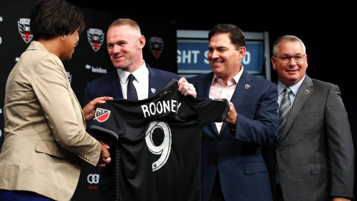 Wayne Rooney has been a tremendous sign for DC United who has joined the MLS players behind him to join the team.