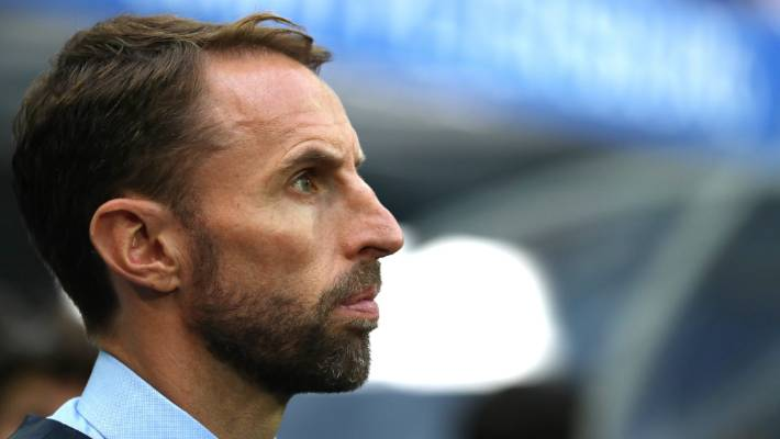 England manager Gareth Southgate said the team has not been great in recognizing his veterans, something he hopes to change.