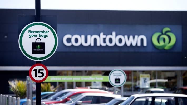 Banana's are Countdown's number one selling item, except at Christmas when strawberry sales take the top spot.