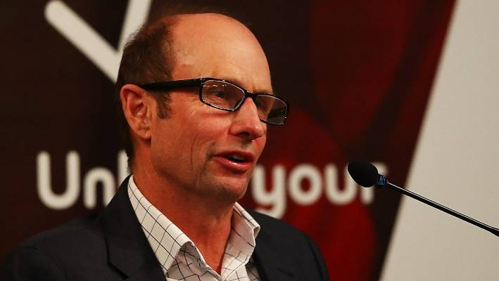 Spark's head of sport, Jeff Latch, wants to make sport 'accessible to Kiwis again'.