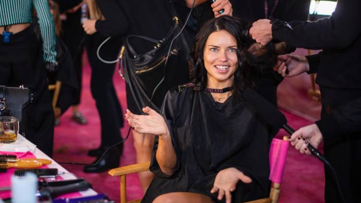 Adriana Lima is leaving Victoria's Secret