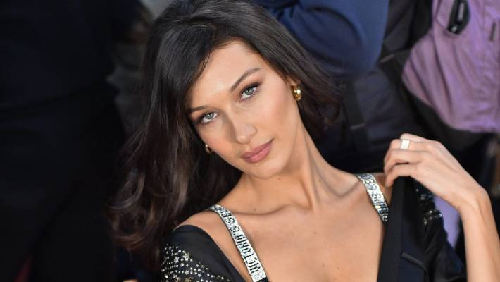 Bella Hadid is one of the big names at this year's show