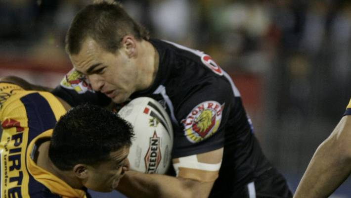 Simon Mannering showed he had something special from the first time he played for the Warriors.