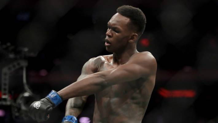 Rising Kiwi Star Israel Adesanya In Line For UFC Title