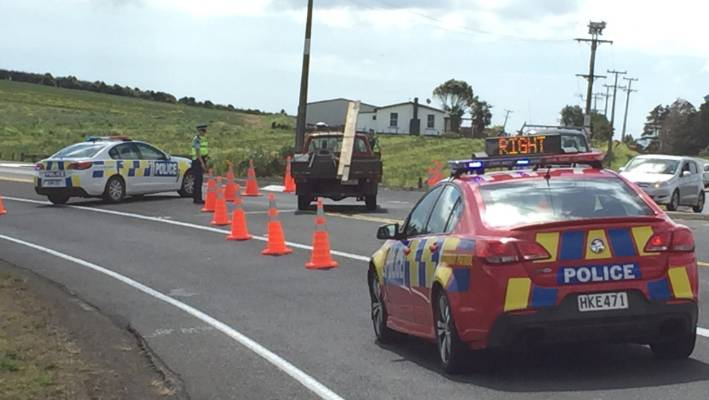 Police seek occupants of car after Waiuku crash that killed teen