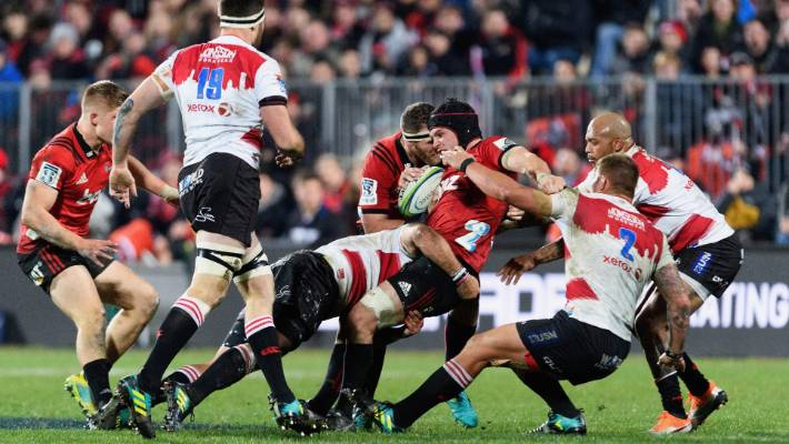 Super Rugby is now competing against other sports in a global market.