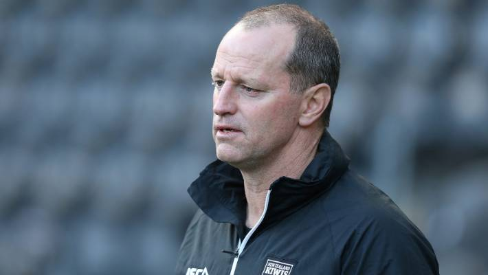 Michael Maguire wants to see an 80-minute performance in the Kiwis' final game of the year.