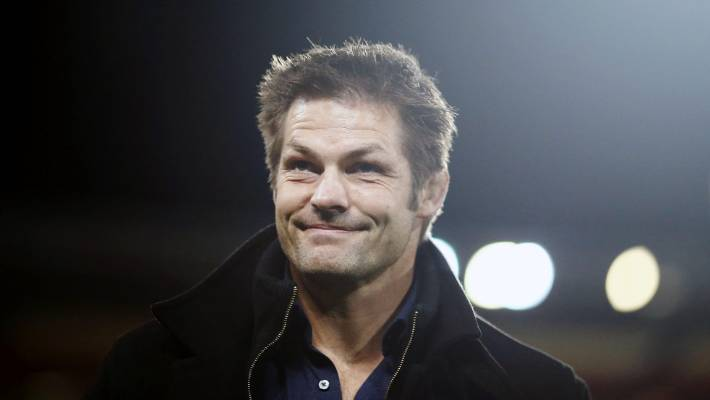 Richie McCaw backs Joe Schmidt as next NZ coach